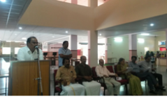 Handing-Over Ceremony of Books donated to the Central Library by PTA