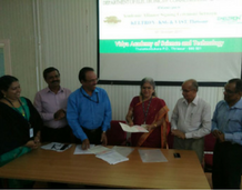MoU for academic alliance between KELTRON and College