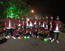 D'Addiction Dance Team bags Rs.30000 with First Prize