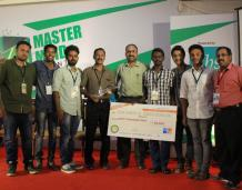 Yuva Mastermind Best Project Award
